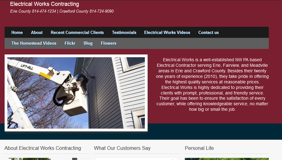 ElectricalWorksContracting.com