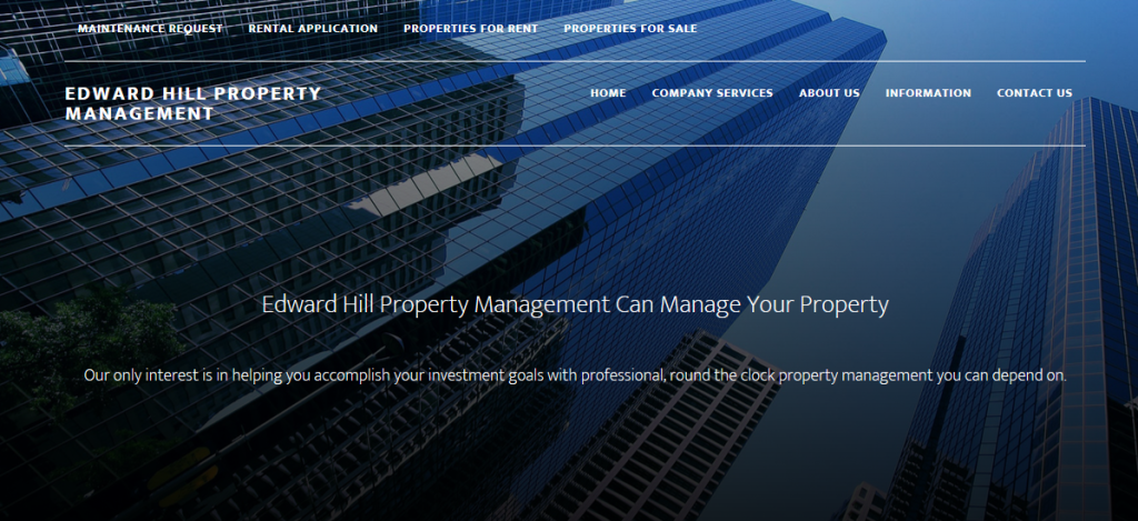 edwardhillpropertymanagement.com