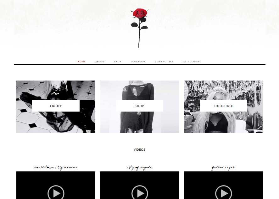 LA Rose Style